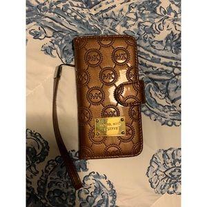 Michael Kors IPhone 6 case/wallet